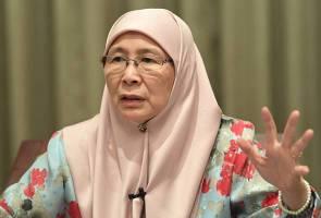 Saya simpati dengan keluarga Azmin - Dr Wan Azizah