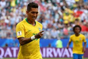 Firmino cebisan terakhir lengkapkan keunggulan skuad Brazil?