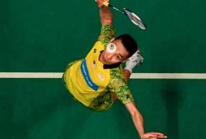 Chong Wei yakin mampu rebut slot ke Olimpik