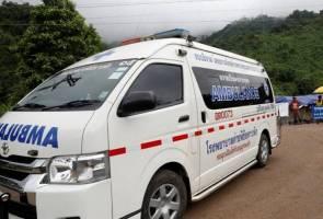 Insiden Gua Tham Luang: Mangsa kelima dibawa keluar