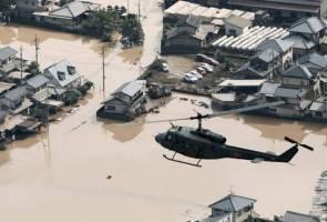 126 terkorban, operasi menyelamat diteruskan