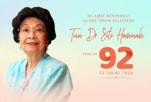 Terima kasih Malaysia ucap selamat hari lahir 'ke-29' saya – Siti Hasmah