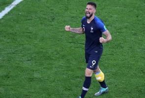 Kekuatan mental penting untuk Perancis – Giroud