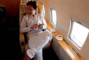 Bintang legenda kriket Pakistan, Imran Khan, yakin menjadi Perdana Menteri