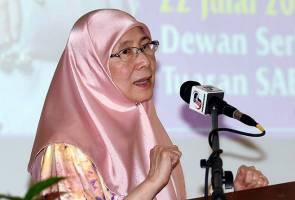 Isu pembayaran royalti minyak diperhalusi – Dr Wan Azizah