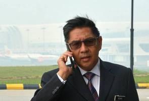 Azharuddin letak jawatan Pengerusi Lembaga Penerbangan Awam