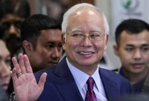 Najib selesai bayar baki jaminan RM500,000