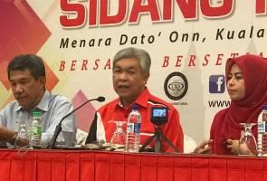 Keputusan tiga ADUN Kedah ialah keputusan parti - Zahid