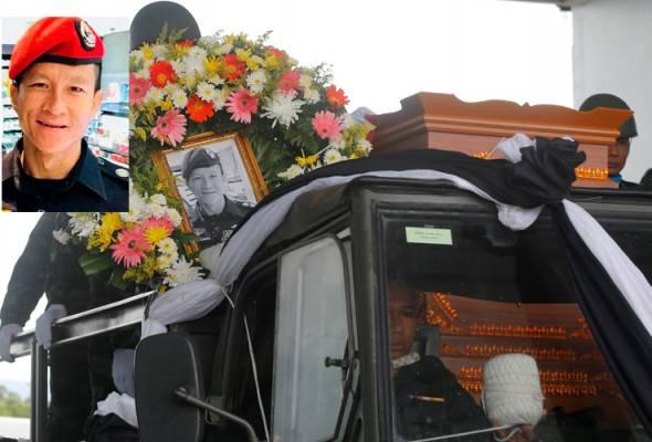 Raja Thailand anugerah pangkat anumerta Lt Komander kepada penyelam yang gugur