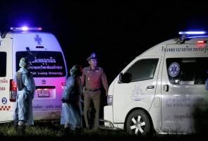 Pemimpin dunia ucap tahniah atas kejayaan selamatkan 13 remaja Thailand bersama jurulatih