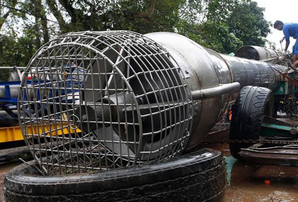Misi menyelamat remaja di gua Tham Luang hampir berakhir dengan tragedi