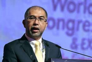 Diari Timbalan Menteri: 'First time' saya jadi panel sidang antarabangsa