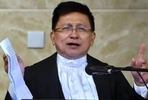 INFOGRAFIK: Richard Malanjum, Ketua Hakim Negara ke-9