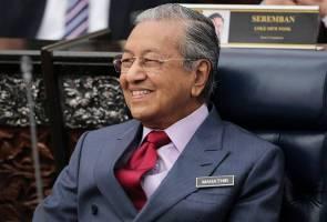 Tarikh bersejarah buat Tun Mahathir hari ini…