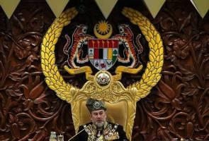 Sultan Muhammad V letak jawatan