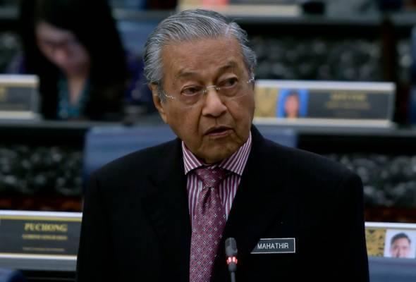 Pengurusan polisi tidak cekap punca Proton gagal - Tun Mahathir
