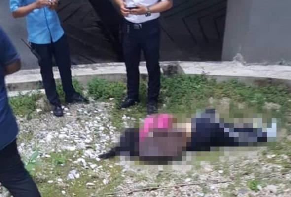 Guru wanita maut terjatuh dari tingkat lima pasar raya di Ipoh