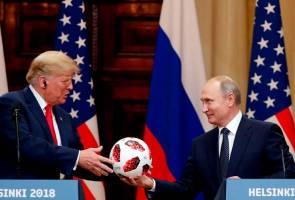 'Trump tidak wajar jumpa Putin lagi'