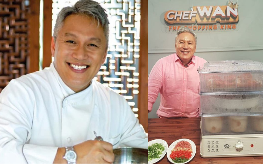 Setahun beroperasi, restoran Chef Wan di Singapura ditutup