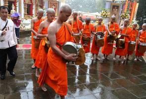 Remaja terperangkap di Gua Tham Luang 'hidup' seperti sami selama sembilan hari