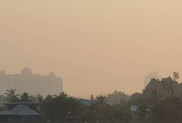 Image result for sarawak haze astro awani
