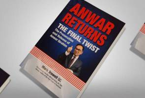 'The Final Twist' Anwar Ibrahim, dulu 'zero' kini hero