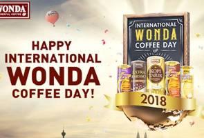 WONDA Lane: Rewarding coffee lovers with a free train ride