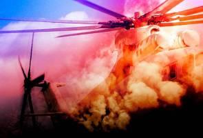 18 maut dalam nahas helikopter
