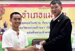 Budak gua Tham Luang dapat kerakyatan