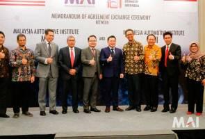 KL-Jakarta sepakat realisasi projek kereta ASEAN