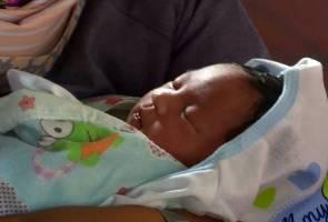 'Giat Bumi' lahir sejam selepas gempa