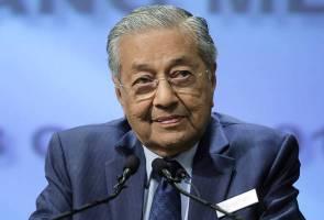 Kerajaan tidak lindungi pemimpin terlibat rasuah – Dr Mahathir