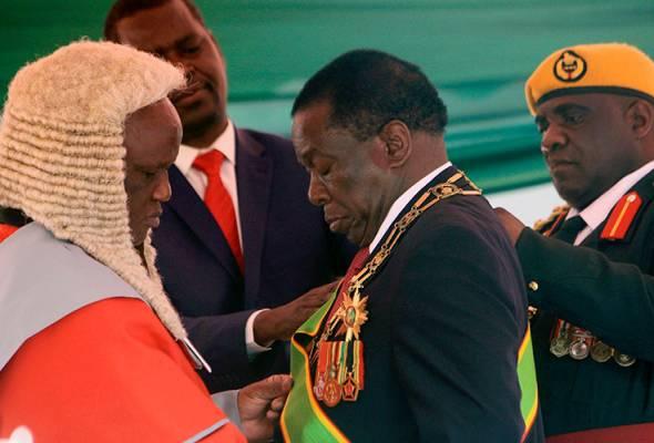 Suruhanjaya siasat keganasan pasca pilihan raya - Mnangagwa