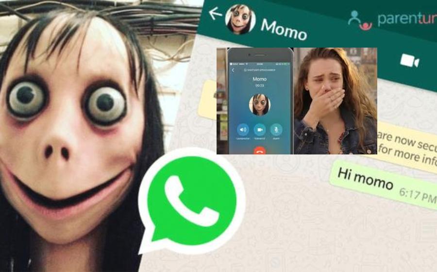 Amaran pada ibu bapa: 'Momo Challenge' galak kanak-kanak bunuh diri?