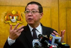 Kajian semakan semula barangan SST diumum sebelum Bajet 2019 – Lim