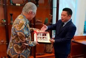 KL-Jakarta perkukuh hubungan, teroka bidang baharu