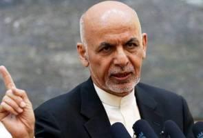 Afghanistan umum gencatan senjata sempena Aidil Adha