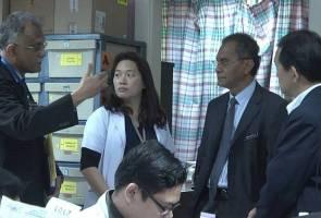 Penyakit kaki, tangan dan mulut di Sabah membimbangkan