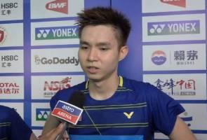 Kejohanan Dunia: Lagi kejutan daripada Aaron-Wooi Yik
