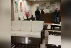 Rumah urut jadi sarang pelacuran, wanita warga China dicekup polis