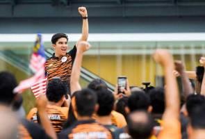 Menteri panik dengan prestasi pemain badminton