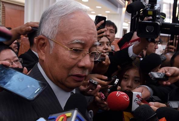 Najib tidak turun berkempen PRK, mahu rehat