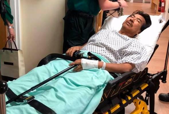 Musa Aman dipercayai masih terima rawatan di hospital swasta di Subang Jaya