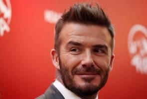 Tugu Beckham bakal berdiri megah di stadium LA Galaxy