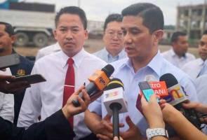 Tiada isu nepotisme di PRK Port Dickson - Azmin Ali