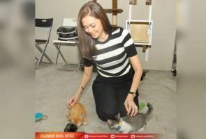 Tengku Permaisuri Selangor kesal insiden penangkapan anjing secara ganas