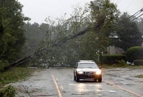 Taufan Florence: Mangsa banjir North Carolina mula diselamatkan