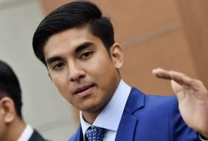 Anak muda tak memilih, sanggup ambil kerja 'dirty, difficult, dangerous' - Syed Saddiq