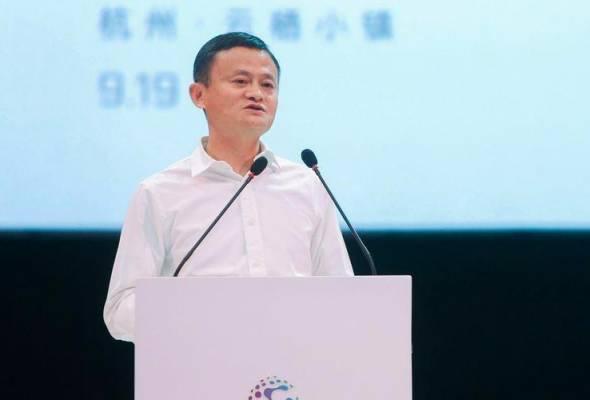 Hanya syarikat yang ketinggalan zaman akan rasai impak perang perdagangan - Jack Ma