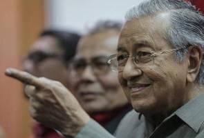 Bekerja keras tidak membunuh, nasihat Tun M kepada rakyat